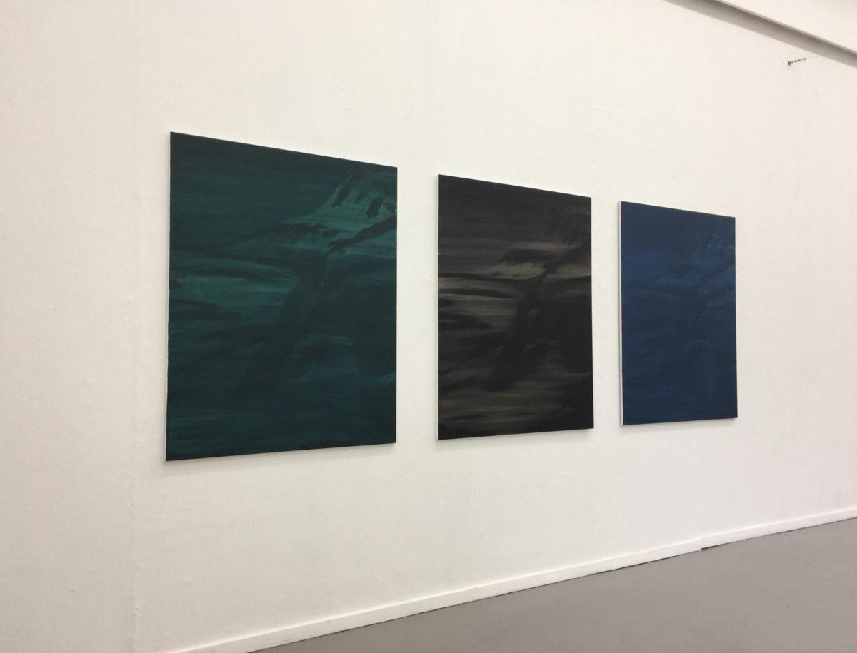 Exhibition view: Of All Places, Nordic landscapes, Arti et Amicitiae, Amsterdam, 2020
