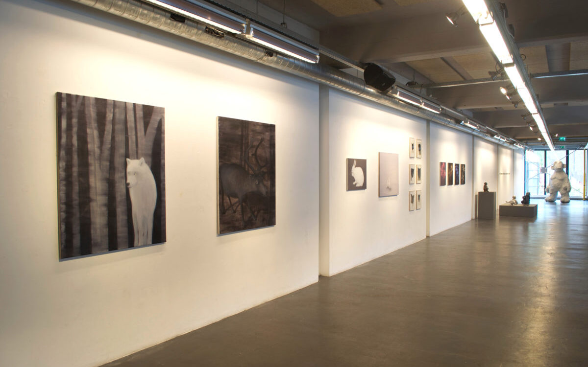 Exhibition view: Common ground with Erik Buijs ACEC Apeldoorn, 2014