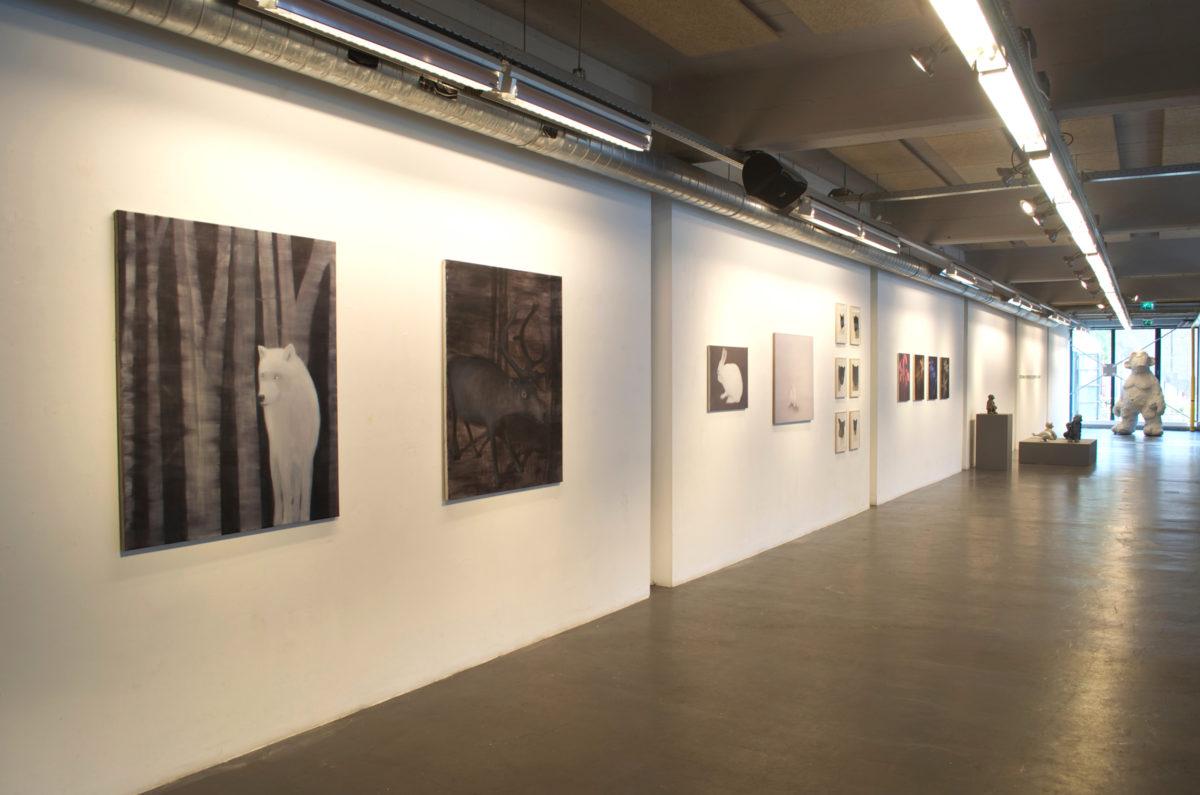 Exhibition view: Common ground with Erik Buijs ACEC Apeldoorn, 2014