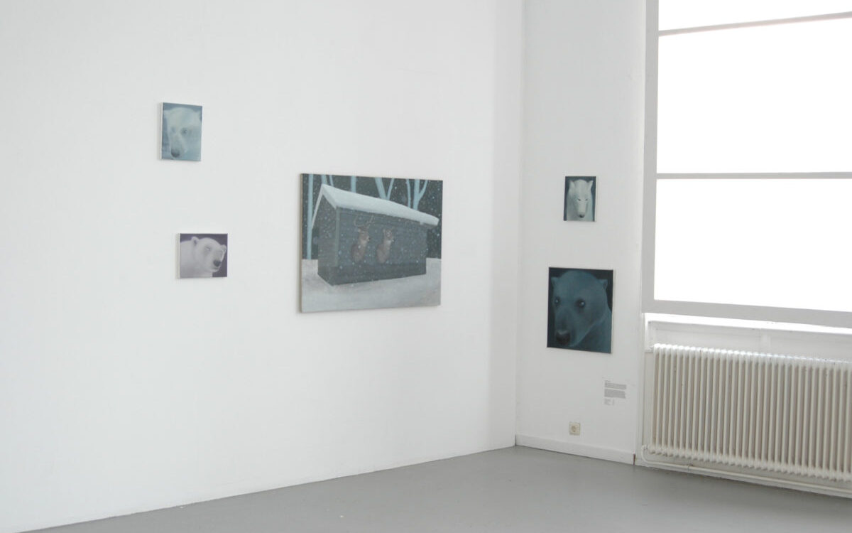 Exhibition view: New members Arti et Amicitiae, Amsterdam, 2011